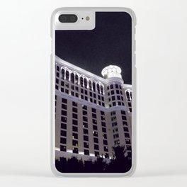 Bellagio Clear iPhone Case