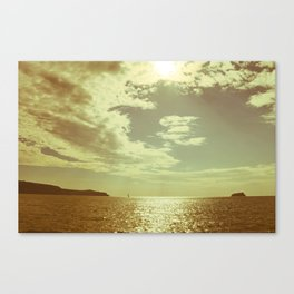 Santorini, Greece 6 Canvas Print
