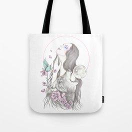 Sun Moon Tote Bag