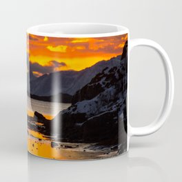Polar night Coffee Mug
