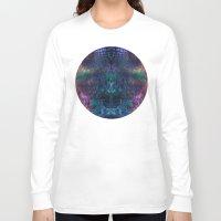 snake Long Sleeve T-shirts featuring snake by Marta Olga Klara