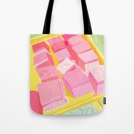 Pink Cakes Tote Bag