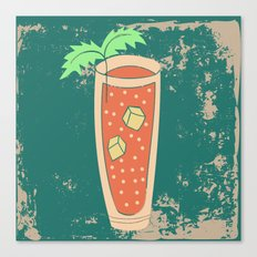 Alcohol_06 Canvas Print