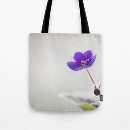 Boxing purple Tote Bag