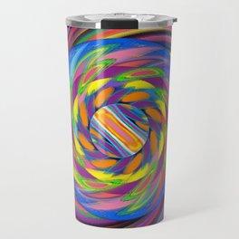 Spun Colours Travel Mug