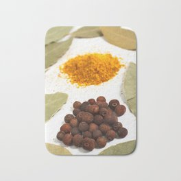 Spices Bath Mat