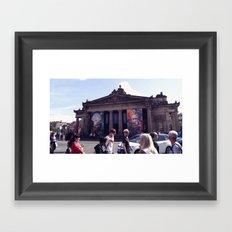 National Gallery (Edinburgh) Framed Art Print