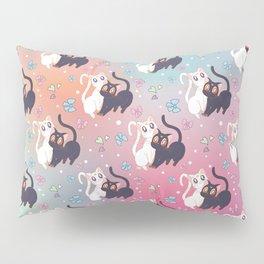 Love Cats Pillow Sham