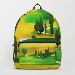 Chianti, Tuscany Backpack