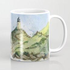 Peaceful Lighthouse V Mug