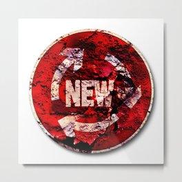 NEW Metal Print