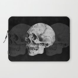 We Left As Skeletons  Laptop Sleeve