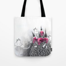 Cluster of Guardians Tote Bag