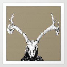Herne  Art Print