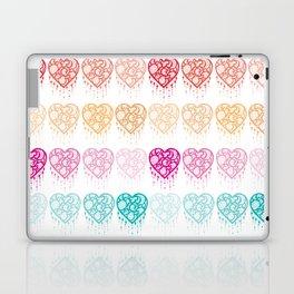 Heart Catcher - Fade Laptop & iPad Skin
