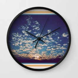 047 | hill country Wall Clock