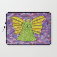 military Laptop Sleeves featuring Military Angel by GT6673