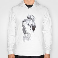 the national Hoodies featuring THE NATIONAL by Alice Green