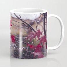 Blood Red Autumn Mug