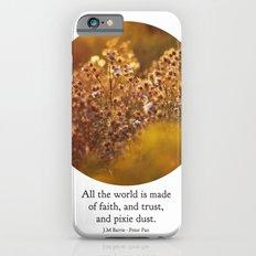 pixie dust - peter pan Slim Case iPhone 6s