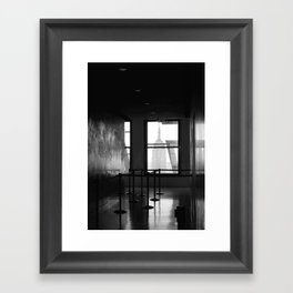 lost empire Framed Art Print