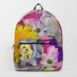 flowers amok! Backpack