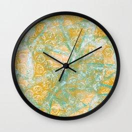Abstract No. 54 Wall Clock
