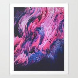Reiterate XIII Art Print