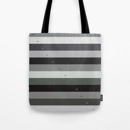 Pantone gray scale Tote Bag