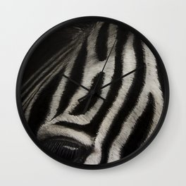 ZEBRA No. 4 Wall Clock