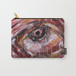 Left red eye Carry-All Pouch