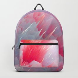 Space Unicorns Are Sounding the Sirens Backpack