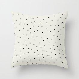 Stracciatella Throw Pillow