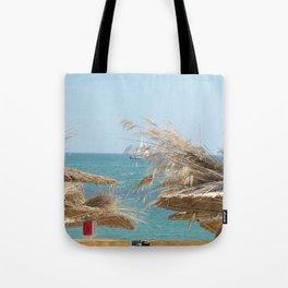 The Black Sea Coast, Varna,Bulgaria, 'Summer 's not over yet' Tote Bag