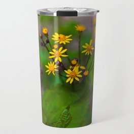 Wildflowers In Shenandoah National Park Travel Mug