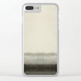"""Pickled cream"" Clear iPhone Case"