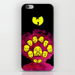 Wu-Tang Purple Haze iPhone Skin