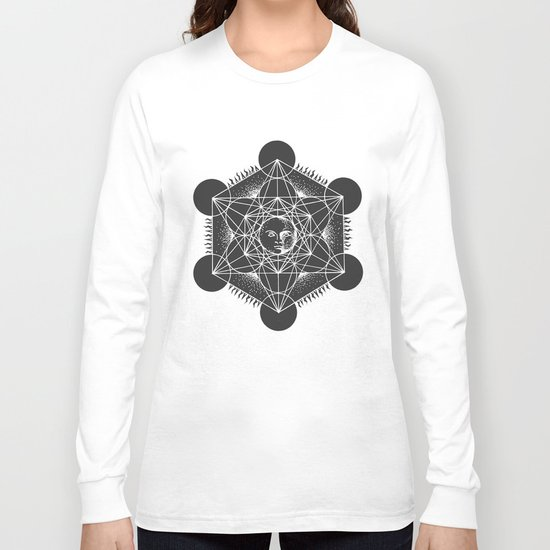 Gnostic Shadow Long Sleeve T-shirt