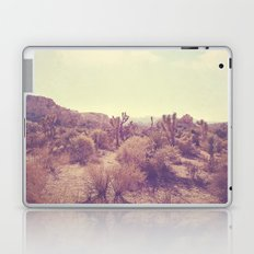 Joshua Tree photograph Laptop & iPad Skin