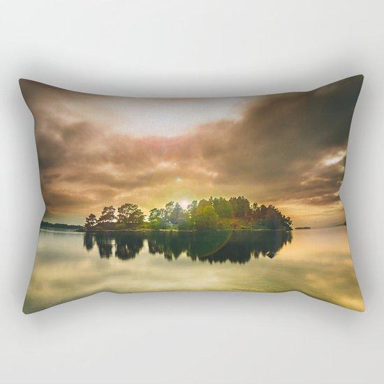Lithium Rectangular Pillow