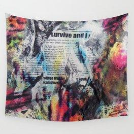 Feeling | sentiment Wall Tapestry