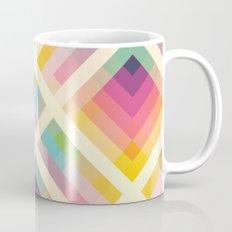 Retro Rainbow Mug