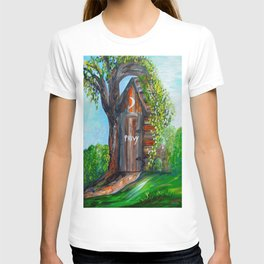 Outhouse - PRIVY T-shirt