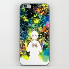ANIME: THE POETRY OF THE SOUL III iPhone & iPod Skin