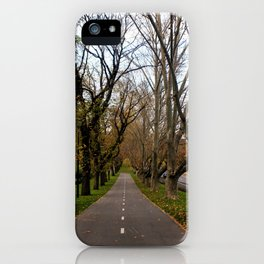 Midday Stroll iPhone Case