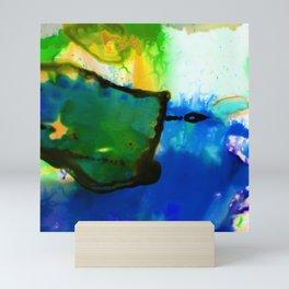 Abstract Bliss 4I by Kathy Morton Stanion Mini Art Print