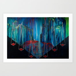 Part II Introduction - The Rite of Spring Art Print