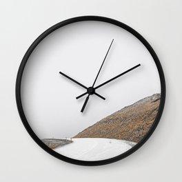 Roads Were Made For Journeys IIII Wall Clock