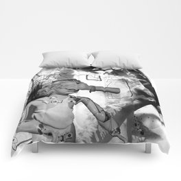 Nameless Victim Comforters