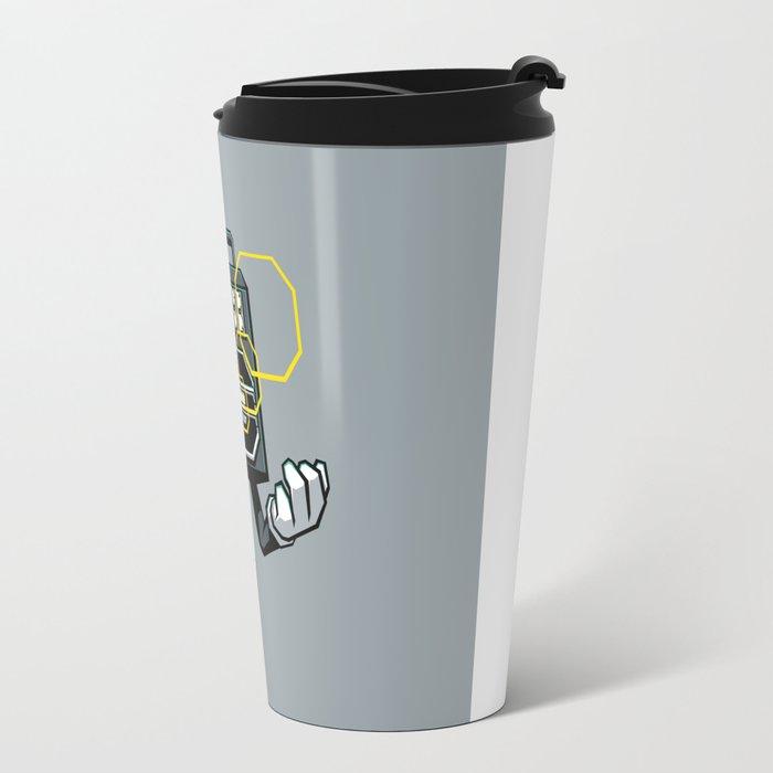 Rise And Amplify Travel Mug